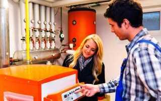 Как поменять газовый котел в частном доме