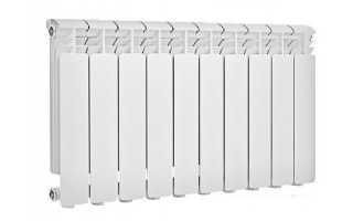Рейтинг алюминиевых радиаторов отопления — какой лучше