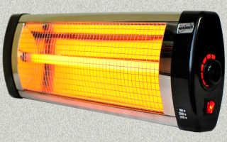 Особенности использования настенных ИК-обогревателей