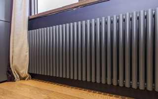 Особенности выбора трубчатых радиаторов отопления
