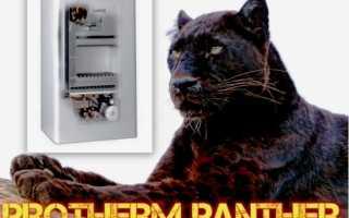 Основные модели газовых котлов Протерм Пантера