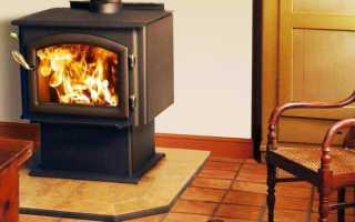Виды домашних дровяных печек долгого горения